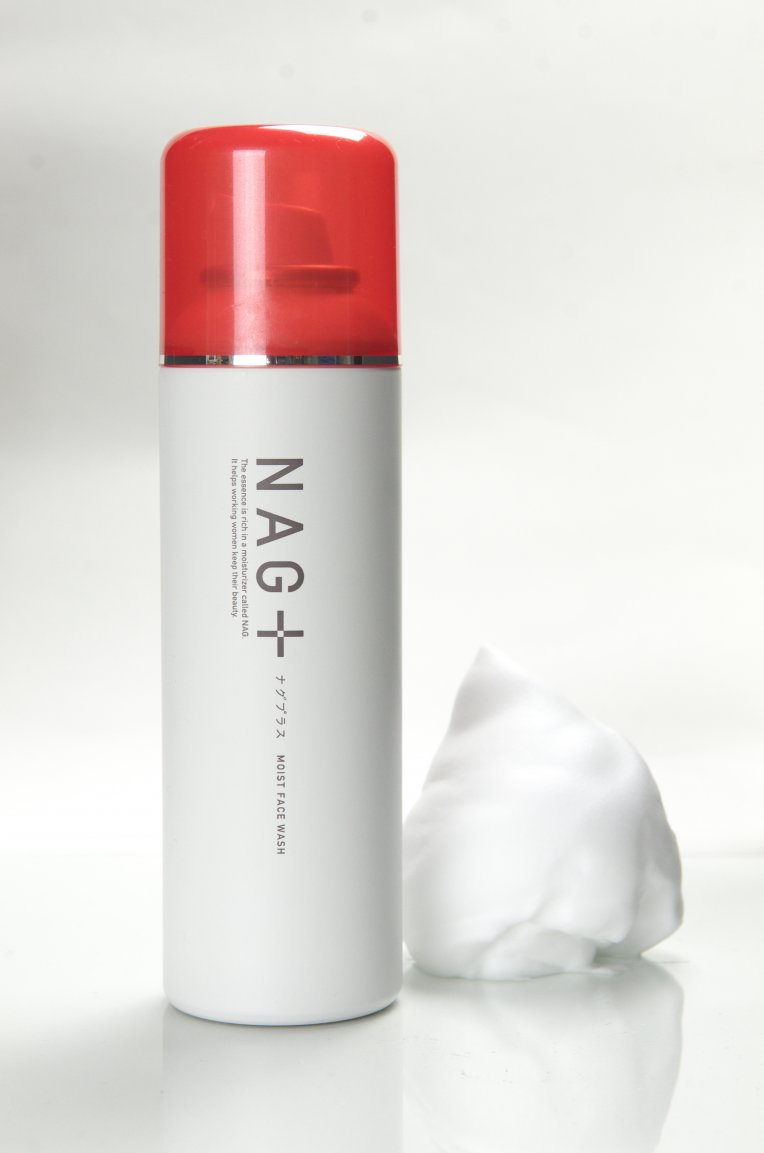 NAG+ 泡洗顔